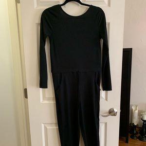 Boohoo long jumpsuit. Fits 8/10